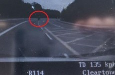 Gardaí stopped a motorbike in Dublin - for doing THREE TIMES the speed limit