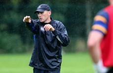 Girvan Dempsey gets two-year deal as Leinster backs coach while Murphy goes full-time with Ireland