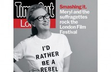 Meryl Streep is in trouble after she wore a t-shirt and offended just about everyone