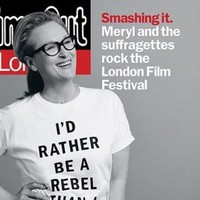 Meryl Streep offended quite a few people by wearing this t-shirt