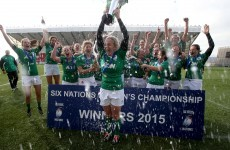 Ireland Women will face England in a November international next month