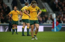 Michael Hooper gets off lightly for Mike Brown charge because of 'good behaviour'