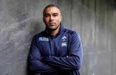 'My background does come into my style of play' - Zebo hopeful of facing France