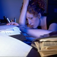 Younger workers twice as stressed as their parents, survey shows
