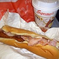 The humble Irish breakfast roll has made its way into the Washington Post