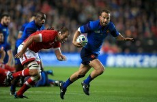 'All out-halves rely on good quality ball' Ireland hoping to cut off Michalak's supply