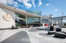 Ireland's biggest regional shopping centre is going under the hammer