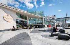 Ireland's biggest regional shopping centre is going under the hammer