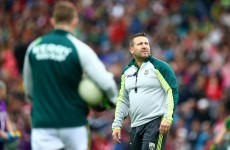 Kildare have appointed new senior football and hurling team managers