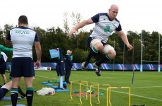 Ireland's fully-fit squad means difficult selection meetings for France clash