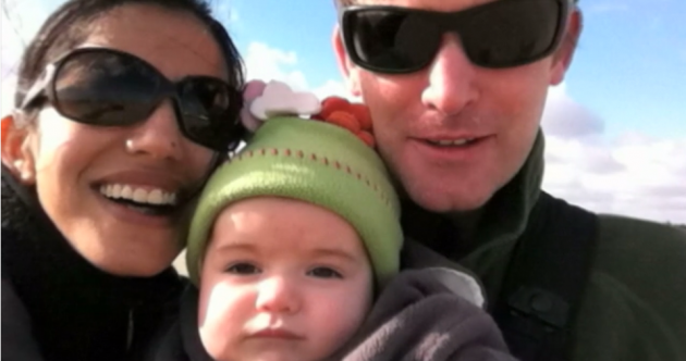 This young husband and father can no longer walk or talk after hitting his head kitesurfing