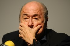 Sepp Blatter has been provisionally suspended by Fifa for 90 days