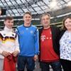 Germany star Bastian Schweinsteiger meets family of Berkeley victim