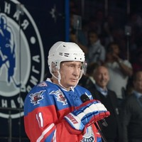 WATCH: Putin plays ice hockey with the pros and, amazingly, scores loads of goals