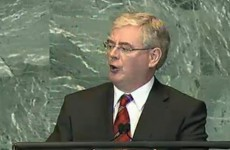 In full: Eamon Gilmore's speech to the UN General Assembly