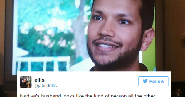 The internet's thirst for GBBO's Nadiya's husband is out of control