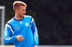 'The Irish are under pressure' - Reus hopes hosts come out and play at Aviva