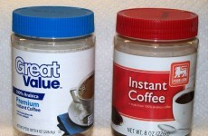 Instant coffee is gross and should be banned with immediate effect