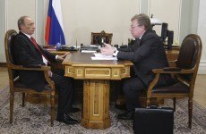 Russia's finance minister quits... after being ordered to