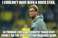 'I like heavy metal!' - 13 of our favourite Jürgen Klopp quotes
