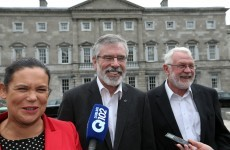 """Sinn Féin thinks that all this election """"spin"""" is nothing but a """"con job"""""""
