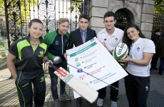 '26% reduction in funding levels for sport since 2008'