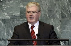 Tánaiste says Ireland will back Palestinian push for UN membership