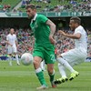 There are a couple of surprise selections in the Ireland team for tonight's Euro 2016 qualifier