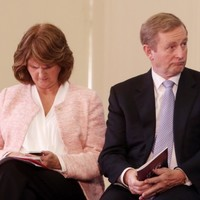 Is Enda about to shaft Joan?