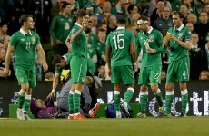 How the Boys in Green rated in tonight's Euro 2016 qualifier win over Germany