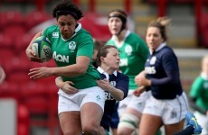 'It's a huge thing for us and women's rugby' Spence hoping for more women's tests