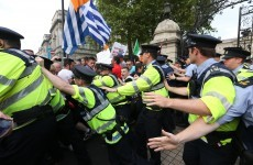188 arrests at Irish Water protests in the last year