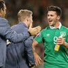 #ThanksShaneLong is trending in Ireland this morning