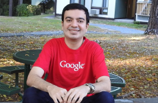 Google gave the guy who bought Google.com a reward - here's what he did with it