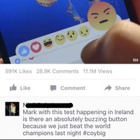 There's one Facebook button the whole of Ireland needs today