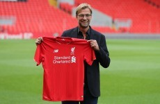 'I am the Normal One' - New Liverpool manager Klopp turns on the charm for Anfield unveiling