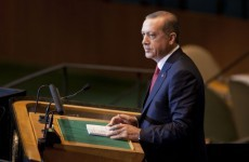 UN apologises over scuffle with Turkish PM's security