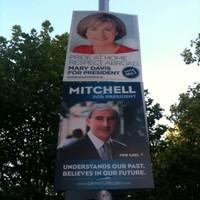 Fine Gael backs down on presidential campaign slogan