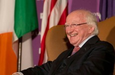 Michael D and Shane Long's mum just had a lovely chat