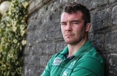 'We're in for one of the biggest weeks of our lives, it's good to be involved' -- Peter O'Mahony