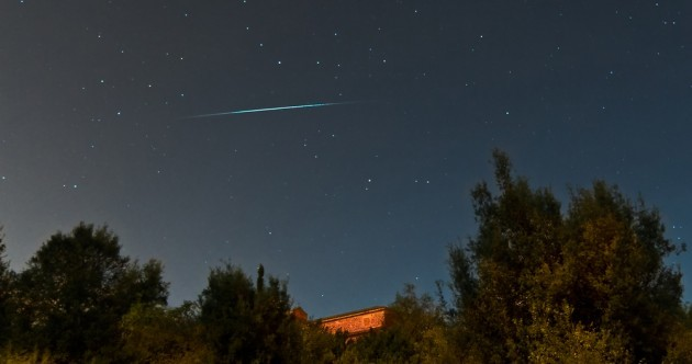 All eyes on the sky: A meteor shower will be visible over Ireland tonight
