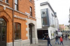 An important ranking of Dublin city's McDonald's