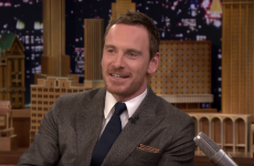 Michael Fassbender says he got his first taste of acting as a Kerry altar boy