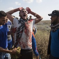 Israel kills six Palestinians as Hamas leader declares new war