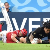 New Zealand run riot in second half to claim top spot in Pool C
