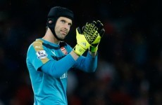 Cech: Chelsea are still favourites for the Premier League title