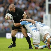 Injury puts All Blacks prop out of the World Cup and into international retirement