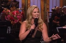 Amy Schumer's incredible SNL monologue is the talk of the internet