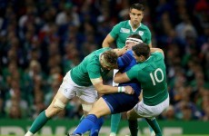 How we rated Ireland in their ferocious win over France