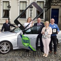 Dublin's biggest taxi companies are joining forces against apps like Uber and Hailo